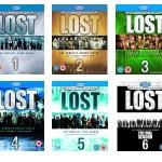 "Blu-ray: Alle Staffeln der Kultserie ""Lost"" für je 18,99€ inkl. Versand"
