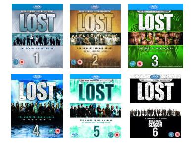 Lost Alle Staffeln