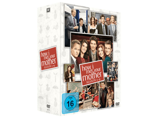 himym how i met your mother serie günstig angebot