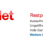 Outlet: Restposten Ausverkauf bei Teufel (B-Ware) + 50€ Gutschein (499€ MBW)