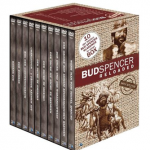 Bud Spencer 10er Box RELOADED (10 DVDs) für 25€ inkl. Versand