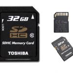 eBay: Toshiba 32GB Class 10 SDHC Speicherkarte für 18,99€ inkl. Versand