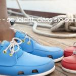 20€ Crocs Gutschein und viele Schuhe im Outlet Bereich