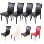 eBay: 4er Set Esszimmerstühle (Asti, Kunstleder) für 89,90€inkl. Versand