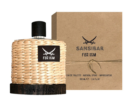 sansibar for him eau de toilette 100ml f r 34 99 inkl versand sparen im januar 2019. Black Bedroom Furniture Sets. Home Design Ideas