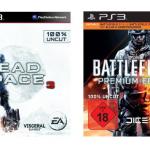 Amazon: Ausgewählte FSK 18 Spiele versandkostenfrei bestellen