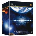 Unser Universum – Die Komplettbox (Staffel 1 bis 4 auf Blu-ray) für 19,97€