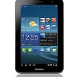 Samsung Galaxy Tab 2 7.0 3G 16GB für 199€