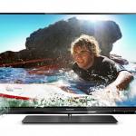 Philips 47PFL6007K/12 (47 Zoll) Ambilight 3D LED-Backlight-Fernseher (Full-HD, 400 Hz PMR, DVB-T/C/S2, CI+, WiFi, Smart TV) für 799€ inkl. Versand