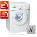 Gorenje WA 60125 – Energy A+ Waschmaschine für 228,99€ inkl. Lieferung