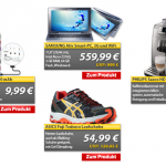 OHA Wochenende: Powerbank, Samsung Tablet, Philips Kaffeemaschine, Asics Laufschuhe