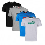 "Puma Herren T-Shirts ""Large No.1"" für je 14,99€ inkl. Versand"