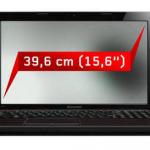 Lenovo G580 (MBBL8GE) Notebook (i3-2328M, 8GB Ram, 1.000GB HDD, NVIDIA GeForce GT 635M) für 454,95€ inkl. Versand