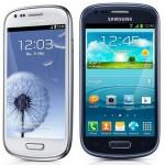 Samsung Galaxy S3 Mini 8GB in schwarz für 114,00€ inkl. Versand