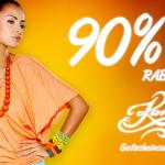 90% Rabatt auf die Marken H.I.S., Pelle Pelle, Kani Ladies und D&A Lifestyle bei Hoodboyz