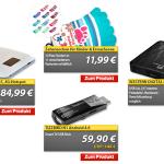 OHA! Wochenend-Deals: Socken, 2TB Festplatte, Vodafone 4G-Hotspot, Smart-TV Stick