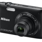 Nikon Coolpix S4300 Digitalkamera (16 Megapixel, 6-fach opt. Zoom, 7,6 cm (3 Zoll) Display, bildstabilisiert) für 69€ inkl. Versand