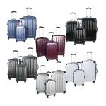 3 teiliges Hartschalen Kofferset für 79,95€ inkl. Versand
