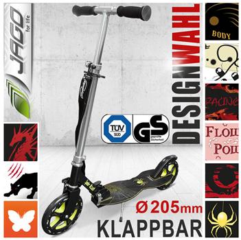 scooter tretroller f r kinder f r 39 95 inkl versand. Black Bedroom Furniture Sets. Home Design Ideas