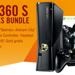 Xbox 360 Slim (250GB) + Darksiders II + Batman: Arkham City für 169€ inkl. Versand