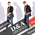 Jeder D&A Lifestyle Artikel für 7,90€ bei Hoodboyz