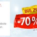 eBay-Deals-Festival: bis zu 70% Rabatt auf auserwählte Artikel