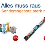 Spielzeug Restposten Ausverkauf bei Amazon