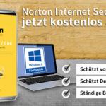 Norton Internet Security 2013 für 1 Jahr komplett kostenlos
