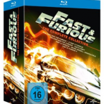 Fast & Furious 1-5 – The Collection auf Blu-ray für 22,97€ inkl. Versand