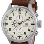 Tommy Hilfiger Herren-Armbanduhr Cool Sport Analog Quarz für 124,99€ inkl. Versand