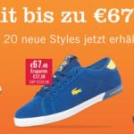 Sneaker von Nike, Adidas und Co. mit bis zu 67€ Rabatt bei MandMDirect