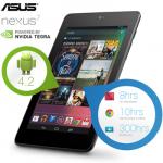 Google Nexus 7 mit 32GB Speicher und Android 4.3 für 145,90€ inkl. Versand