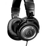 Audio-Technica ATH-M50 Studiokopfhörer für 105€ inkl. Versand