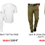 Jack & Jones und andere Marken drastisch bei den Hoodboyz reduziert