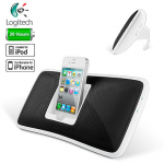 Logitech S315i – Lautsprecher mit Docking Station für iPhone und iPod für 24,91€ inkl. Versand