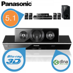Panasonic BTT400 – 3D Blu-Ray Player mit DLNA und 5.1 Cinema Sound für 208,90€ inkl. Versand