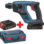 Bosch Akku-Bohrhammer GBH 18 mit 2 Akkus in der L-Boxx für 179,90€ inkl. Versand