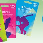 20% Rabatt auf alle iTunes Guthaben-Karten bei Rossmann