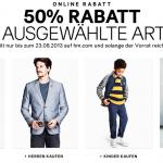 H&M Sale mit bis zu 50% Rabatt – zusätzlich noch 2 interessante Gutscheine