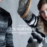 20% Rabatt bei Pull & Bear auf aktuelle Kollektionen für 2013/2014