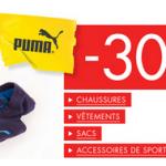 30% Rabatt auf die aktuelle Puma Kollektion bei Amazon.fr