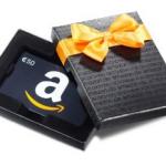 50€ Amazon Gutschein kaufen und 10€ geschenkt bekommen