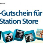 50€ Playstation Store Guthaben kaufen und 10€ gratis geschenkt bekommen