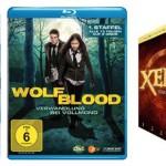 Amazon Blu-ray und DVD Angebote der Woche u.A. mit Xena: Warrior Princess – Staffel 1-6 und Wolfblood – Verwandlung bei Vollmond Staffel 1