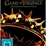 Game of Thrones – Die komplette zweite Staffel auf Blu-ray für 29€ inkl. Versand