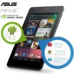 Google Nexus 7 Tablet (refurbished) mit 8GB Speicher und Android 4.1 für 135,90€ inkl. Versand