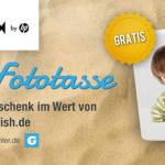 Gratis Foto-Tasse im Wert von 9,99€ bei Snapfish + Versandkosten
