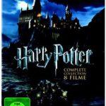 Harry Potter Komplettbox auf DVD für 21€ inkl. Versand