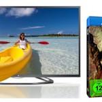 "LG 55LA6418 – 55 Zoll Cinema 3D LED-Backlight-Fernseher + ""Der Hobbit"" 3D Blu-ray für 799€ inkl. Versand"