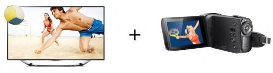 LG-55LA6918-55-Zoll-3D-LED-Backlight-Fernseher-+-gratis-DXG-IC-330-3D-Camcorder-550x148